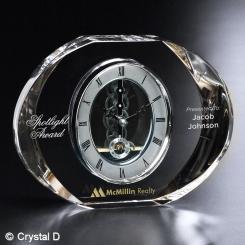 """Baldwin Clock 6"""" H Image"""