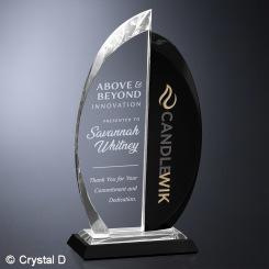 """Beacon Sable Award 8-1/4"""""""