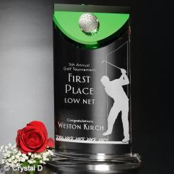 "Birdie Award 9-1/4"" Image"