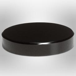 "Black Glass Base 5"" Dia. Image"