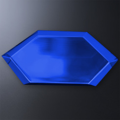 Blue Gem Gala Accent Image