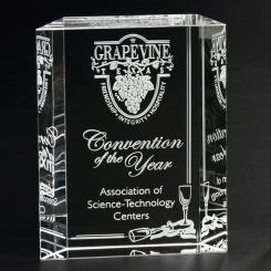 """Carlyle Award 6"""" Image"""