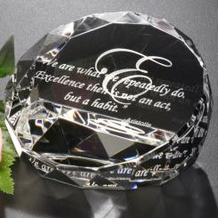 "Cascade Award 3"" Dia. Image"