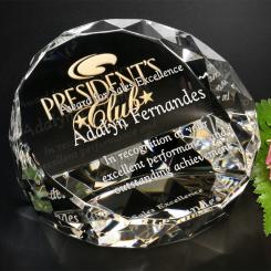 "Cascade Award 5"" Dia. Image"