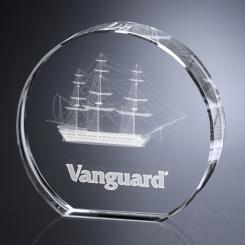 """Circlet Award 4"""" Dia. Image"""