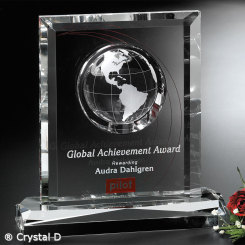 "Columbus Global Award 8"" Image"