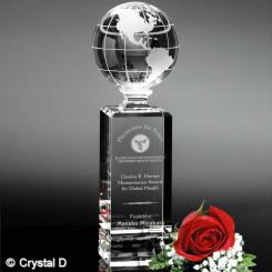 "Cordova Globe Award 11"""