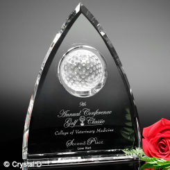 "Coronado Golf Award 6"" Image"