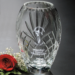 "Durham Barrel Vase 7"" Image"