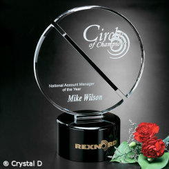 "Equinox Award 6-3/4"""