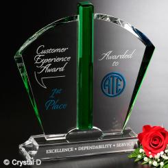 "Fandango Award 8-1/4"" Image"