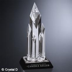 """Fortitude Award 10-3/4"""""""