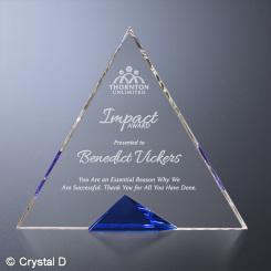 "Gala Triangle 8-1/2"""