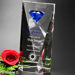 "Gemstone Award 10"" Image"