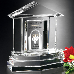 "Georgetown Award 8-1/2"" Image"