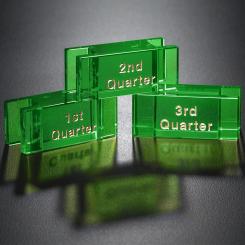 Goal-Setter Block - Green Image