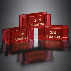 Goal-Setter Block - Red