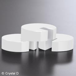 Goal-Setter Block - White Image