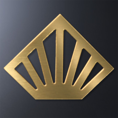 Gold Accent for Crosby Square Image