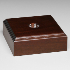 "Lighted Royal Finish Base 6-1/4"" Image"