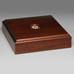 "Lighted Royal Finish Base 7"" Image"