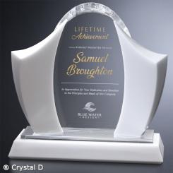 """Milan Award 12-1/2"""""""