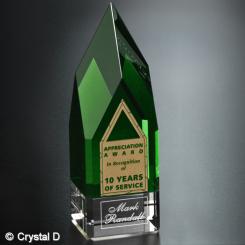 "Monolith Emerald Award 7"" Image"