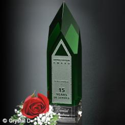 "Monolith Emerald Award 9"" Image"