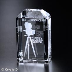 "Nicollet Award 6"" Image"