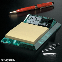"Notepad Holder 3-3/4"" W"