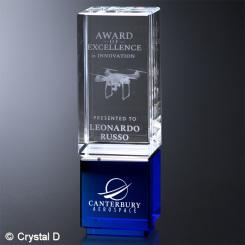 """Oakley Indigo Award 6-3/4"""""""