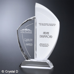 """Opal Award 11-3/4"""""""