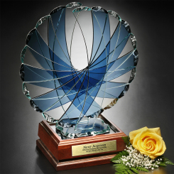 "Phoenix Award 12"" Dia. Image"