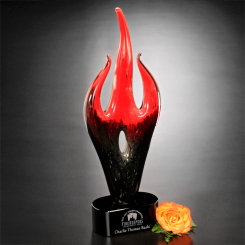 "Red Flame Award 16"" Image"
