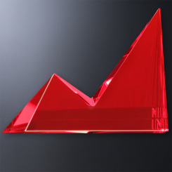 Red Peak Gala Accent Image