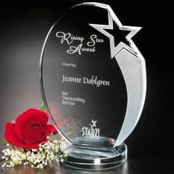 "Royal Star Award 7-1/2"" Image"