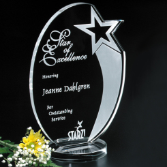 "Royal Star Award 8-3/4"" Image"