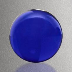"""Sphere - Blue 1-1/4"""" Dia. Image"""