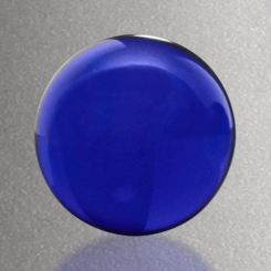"""Sphere - Blue 1"""" Dia. Image"""