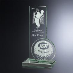 """Sports Tower Award 9-1/2"""""""