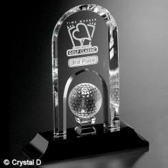 "Springfield Golf Award 8-1/2"" Image"