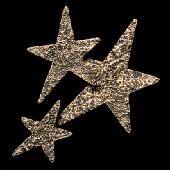 Star Cluster Bronze Accent