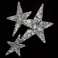 Star Cluster Pewter Accent Image