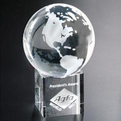 "Stratus Globe 3-1/8"" Dia."