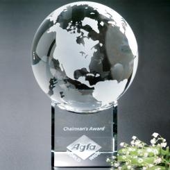 "Stratus Globe 4"" Dia. Image"