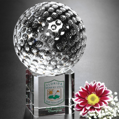"""Stratus Golf 4"""" Dia. Image"""
