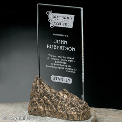 "Summit Stone Award 12"" Image"