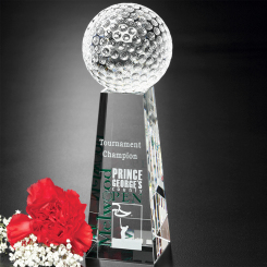 Tapered Golf Award 9""