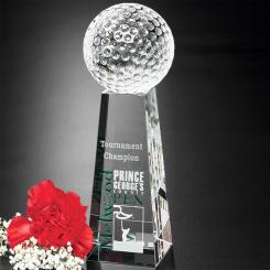 "Tapered Golf Award 9"" Image"