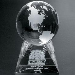 "Triad Globe 3-1/8"" Dia. Image"